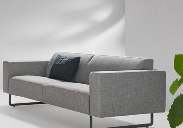 Artifort mare_sofa_fixed_cushion
