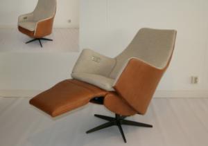 Gealux fauteuil bruin