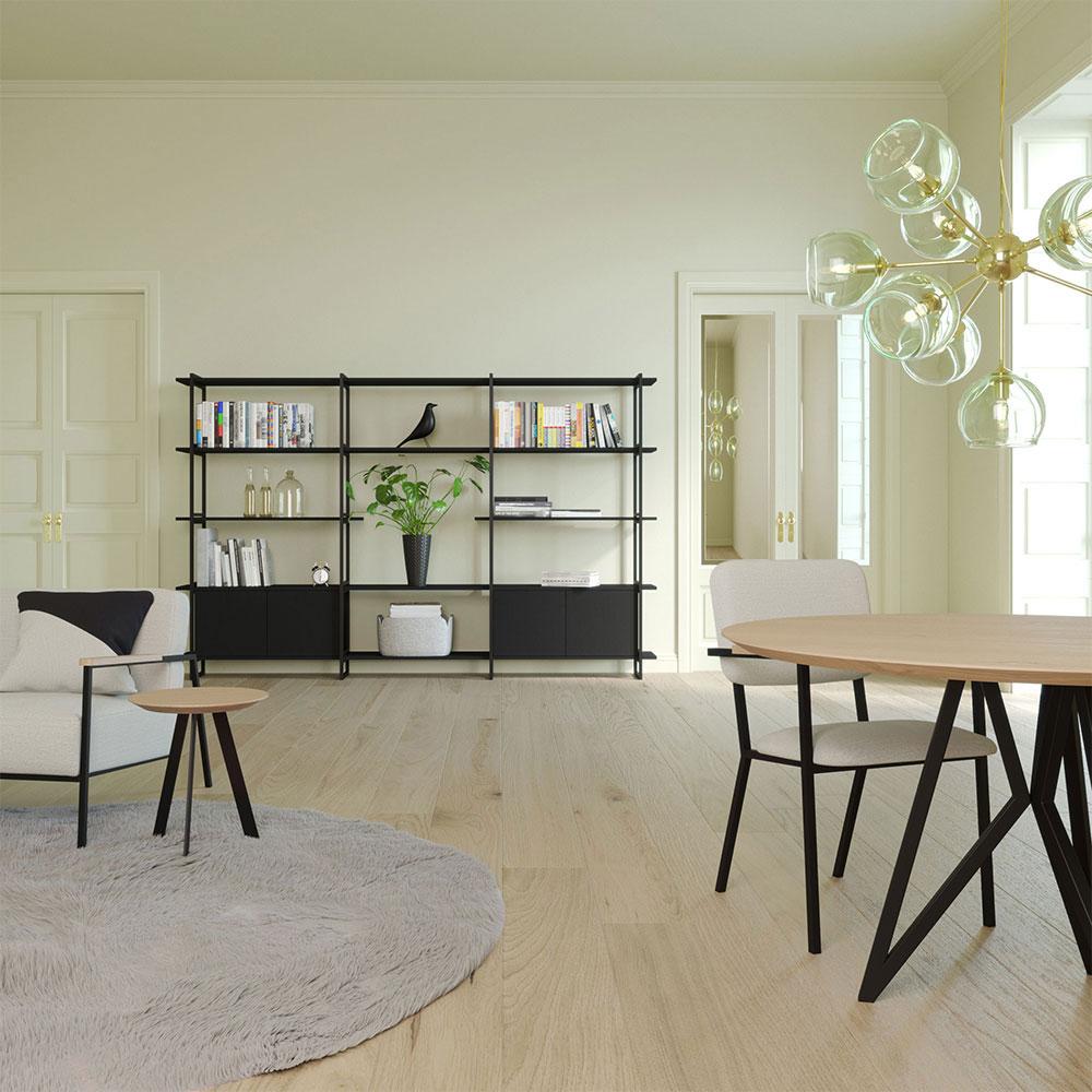 Studio Henk bij JHAB Interieur Styling Enschede - design kasten