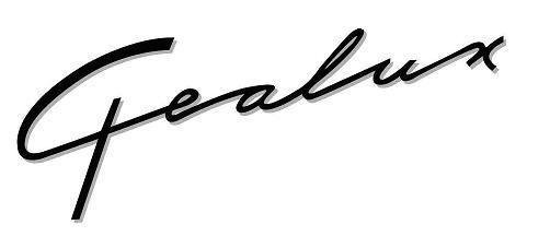 Gealux bij JHAB Interieur Styling Enschede - logo
